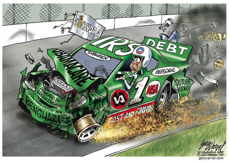 Gary Varvel for Jul 23, 2014 Comic Strip