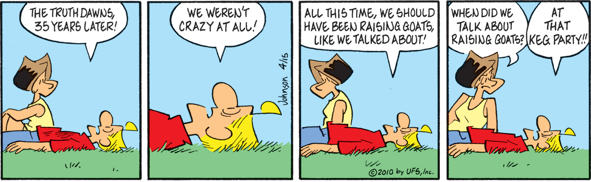 Arlo and Janis for Apr 15, 2010 Comic Strip