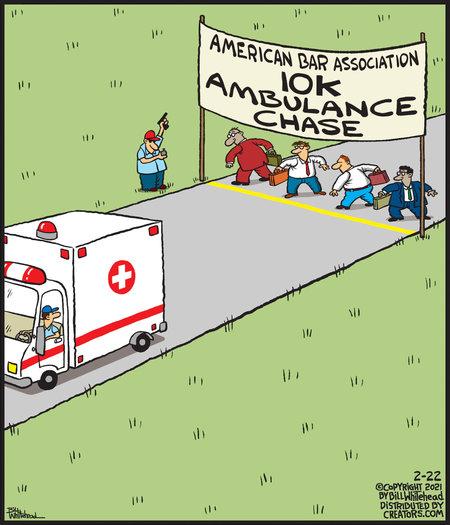 Free Range Comic Strip for February 22, 2021