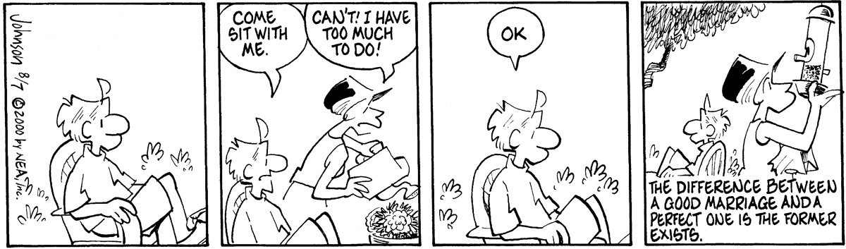 Arlo and Janis for Aug 7, 2000 Comic Strip