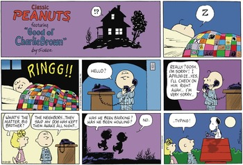 Peanuts (September 22, 1974)