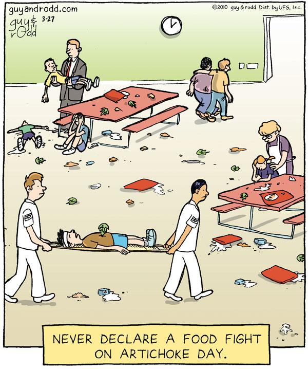 Brevity for Mar 27, 2010 Comic Strip