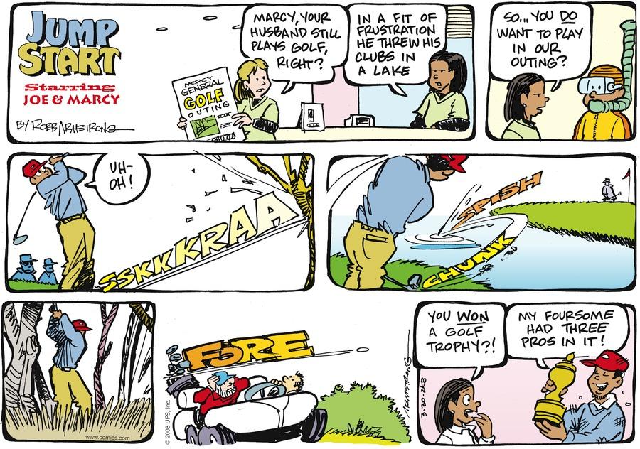 JumpStart for Mar 30, 2008 Comic Strip