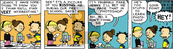 Big Nate on Wednesday June 3, 2009 Comic Strip