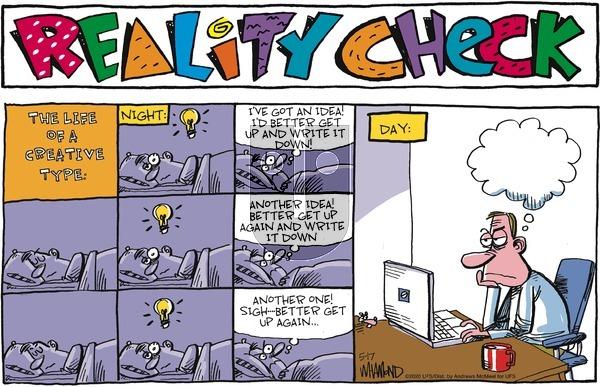 Reality Check - Sunday May 17, 2020 Comic Strip