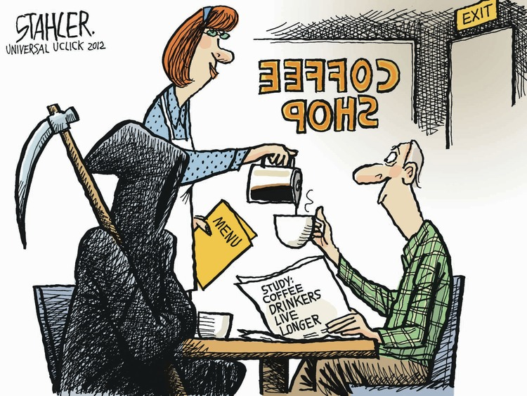 Jeff Stahler Comic Strip for May 20, 2012