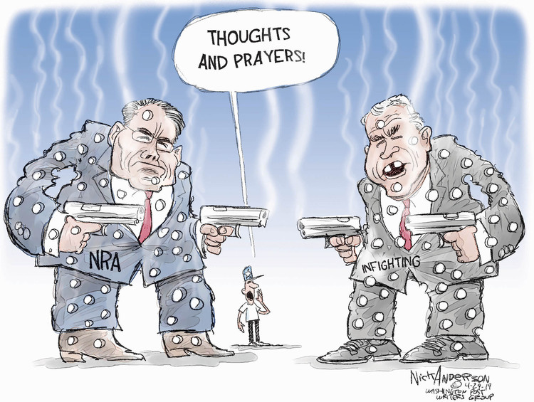 Nick Anderson by Nick Anderson for April 29, 2019