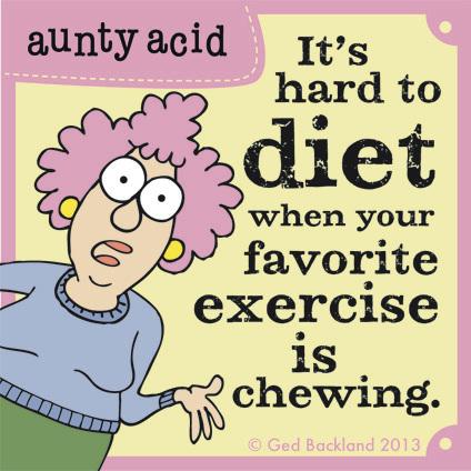 Aunty Acid for Aug 3, 2013 Comic Strip