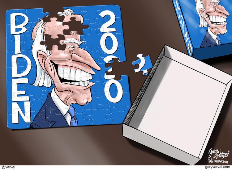 Gary Varvel Comic Strip for August 08, 2020