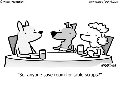 Andertoons for Sep 30, 2016 Comic Strip