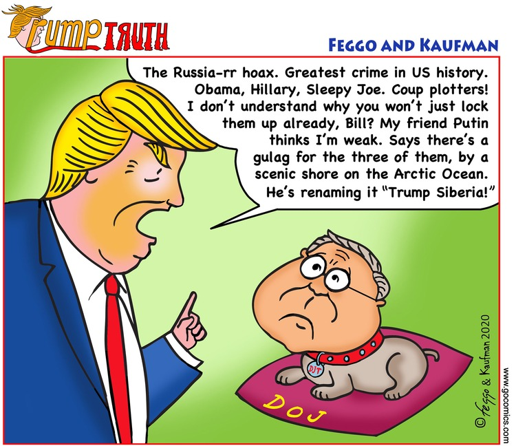 ViewsAmerica Comic Strip for October 11, 2020