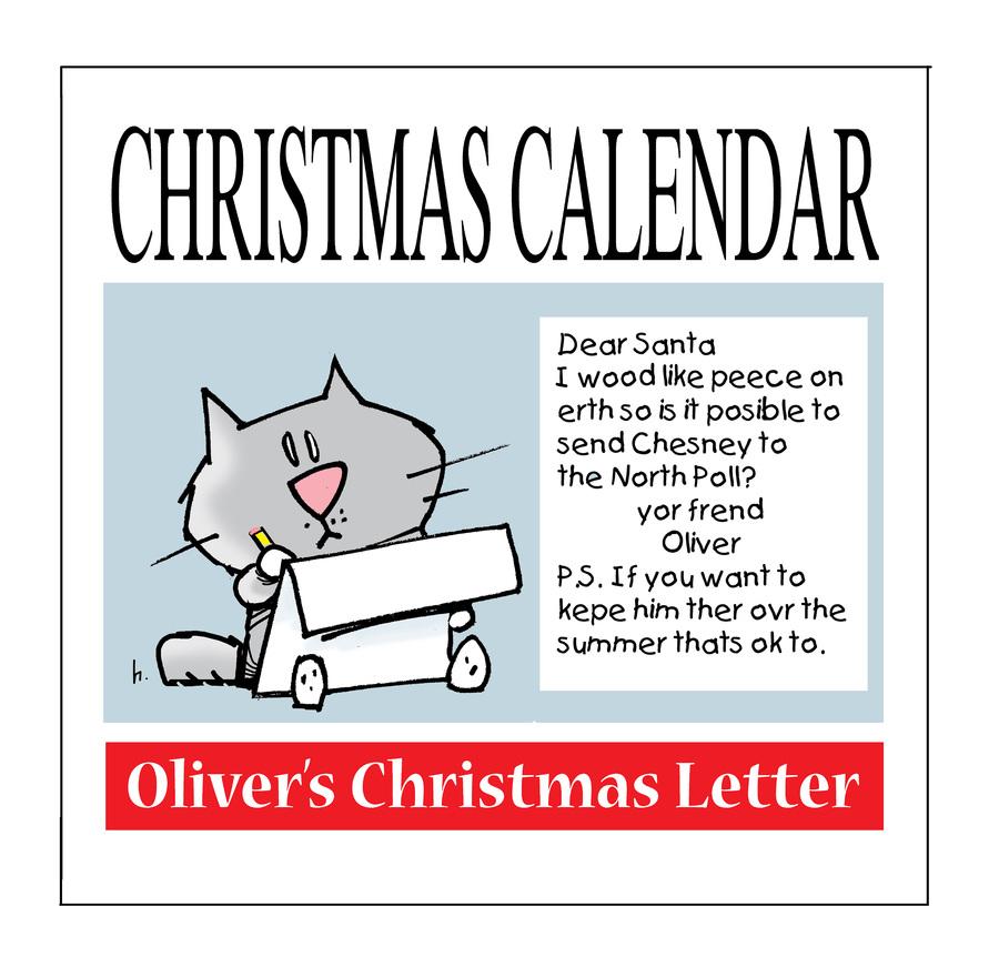 Ten Cats Comic Strip for December 02, 2019