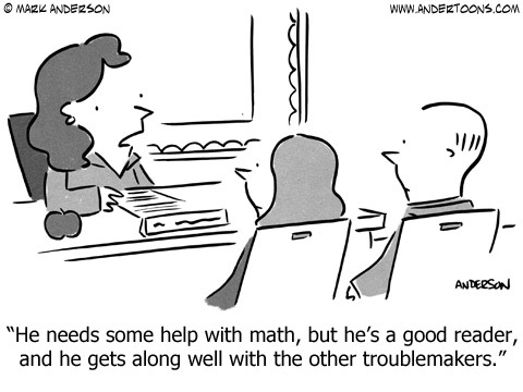 Andertoons Comic Strip for March 28, 2015