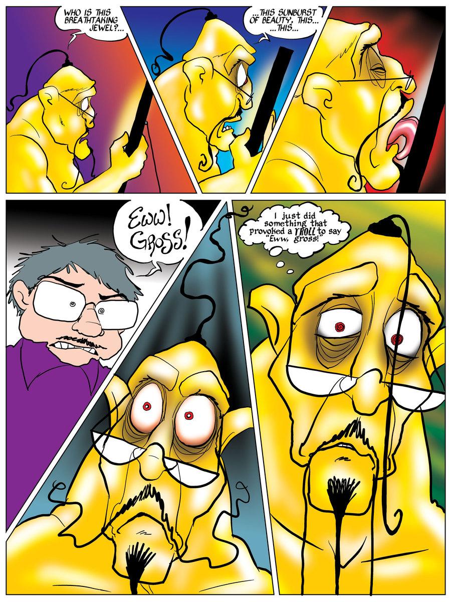 Pibgorn Comic Strip for January 05, 2018