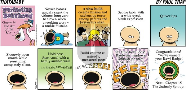 Thatababy on Sunday February 24, 2013 Comic Strip