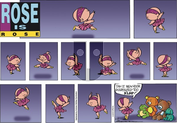 Rose is Rose on Sunday June 2, 2019 Comic Strip
