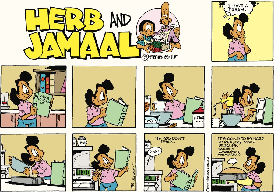 Herb and Jamaal by Stephen Bentley on Sun, 24 Oct 2021