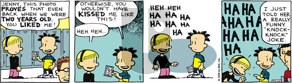 Big Nate on Thursday June 4, 2009 Comic Strip