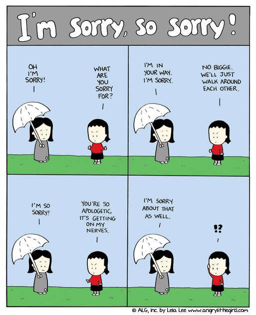 Angry Little Girls for Sep 26, 2011 Comic Strip