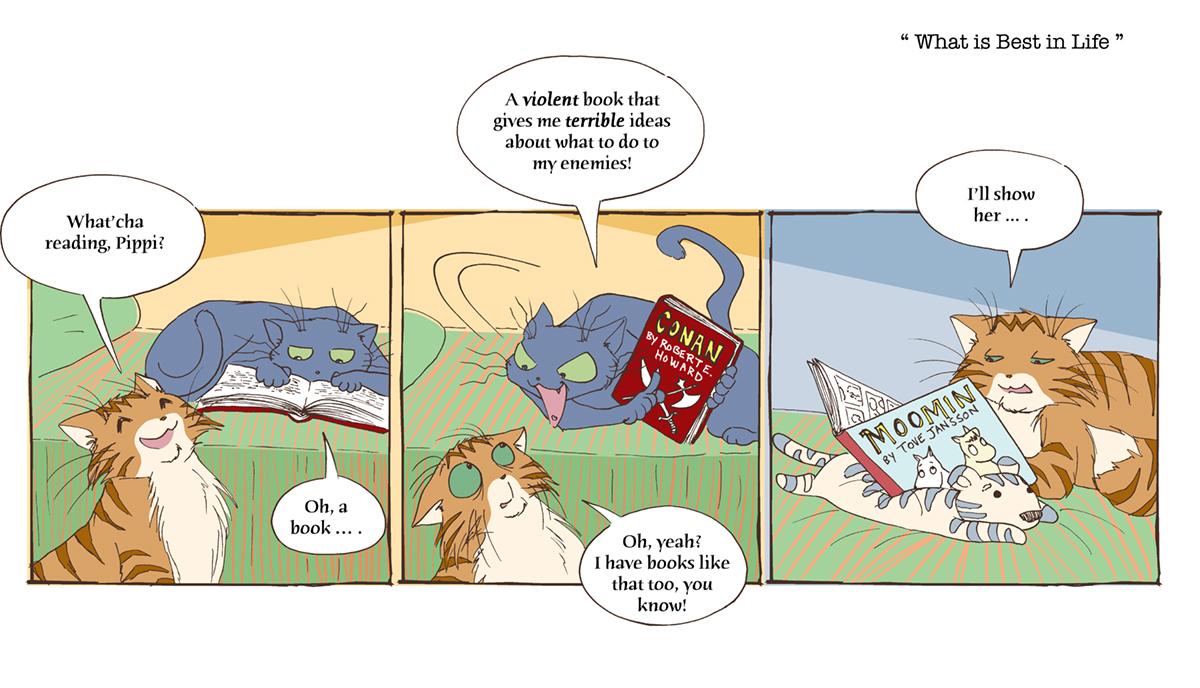 @Tavicat Comic Strip for April 08, 2020