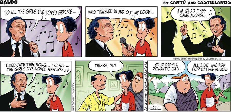 Baldo for Sep 12, 2010 Comic Strip
