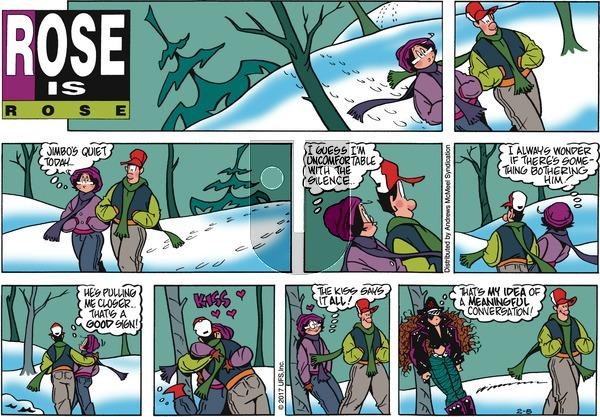 Rose is Rose on Sunday February 5, 2017 Comic Strip
