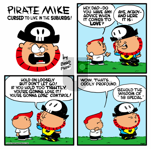 Pirate Mike on Friday May 29, 2020 Comic Strip
