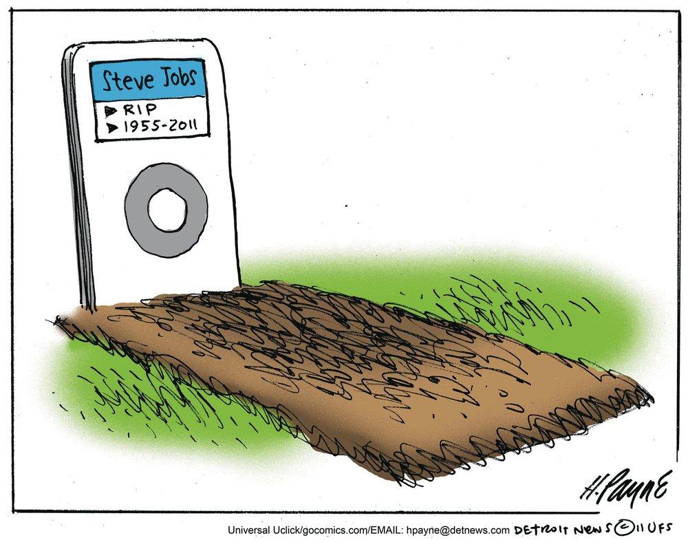 Steve Jobs: RIP 1955-2011
