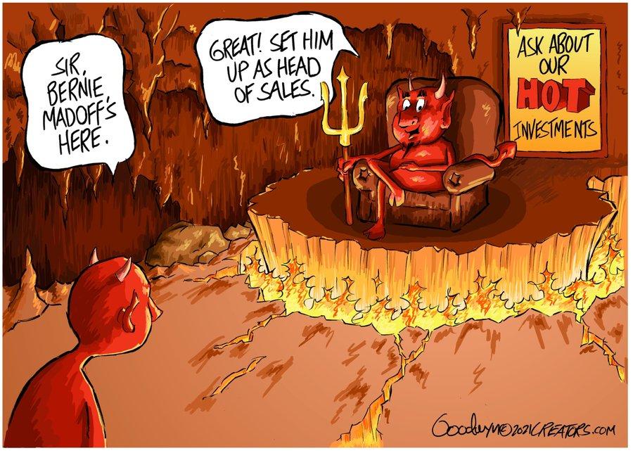Al Goodwyn Editorial Cartoons Comic Strip for April 16, 2021