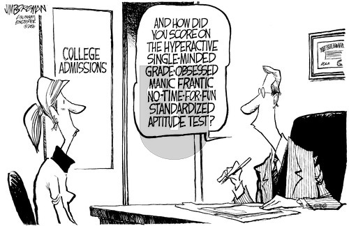 Jim Borgman on Sunday March 19, 2006 Comic Strip