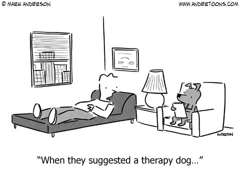 Andertoons Comic Strip for March 17, 2015
