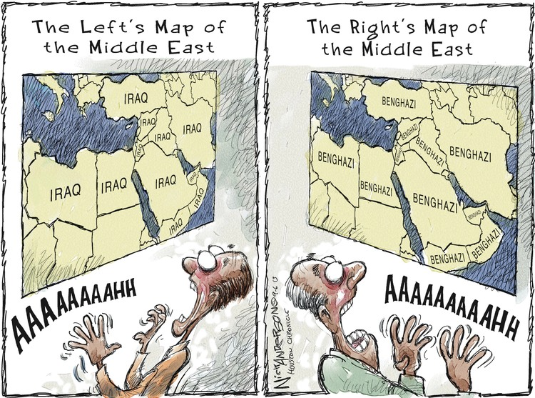Nick Anderson for Sep 6, 2013 Comic Strip