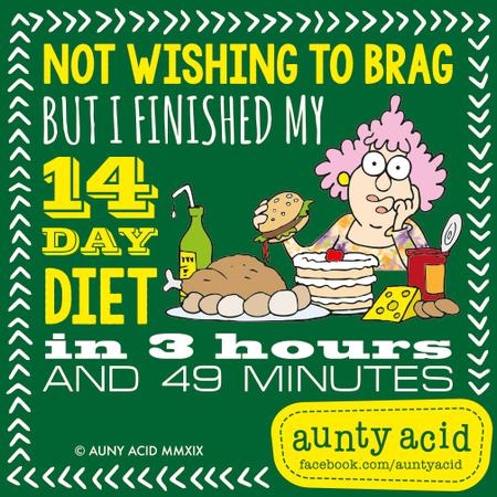 Aunty Acid Comic Strip for January 23, 2019