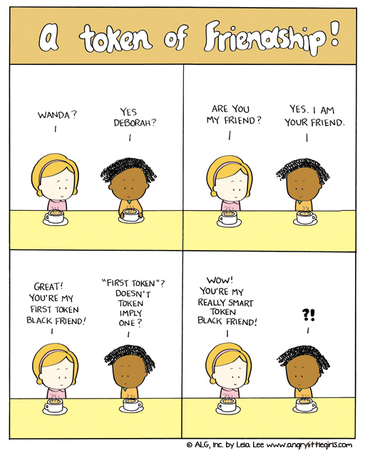 Angry Little Girls for Oct 10, 2011 Comic Strip