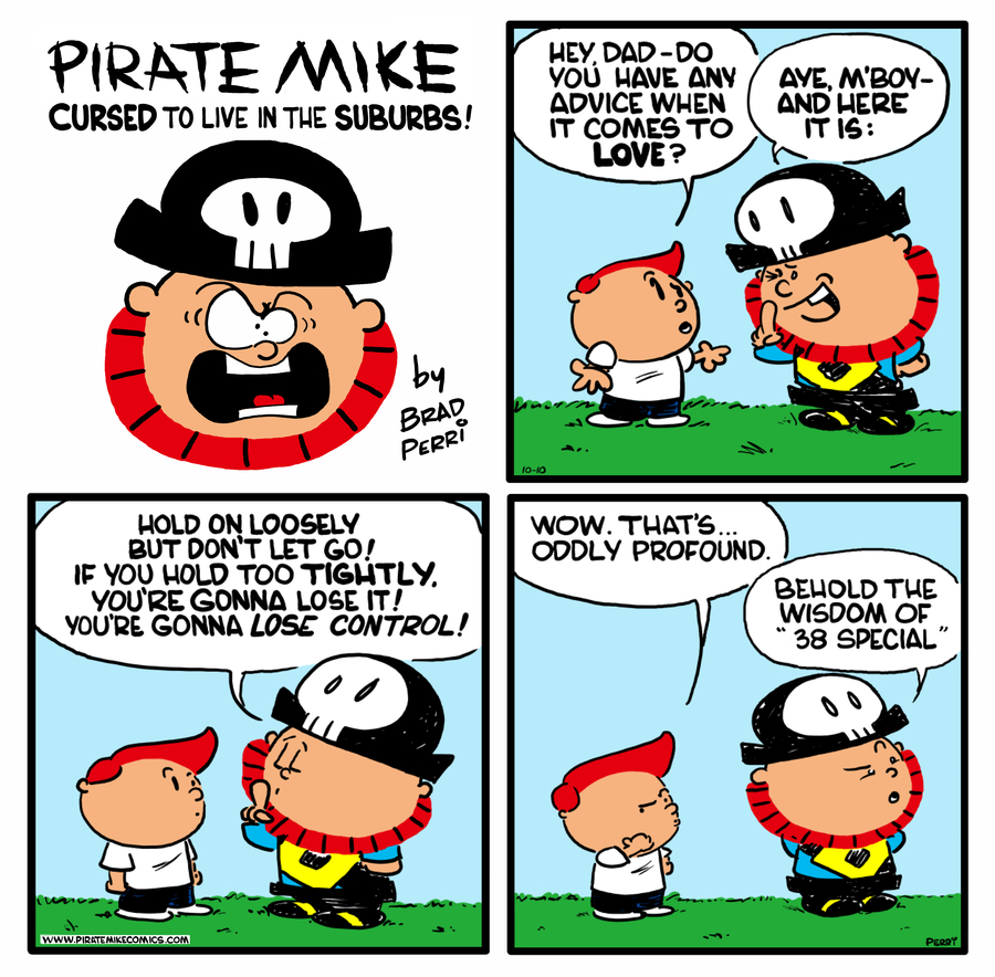 Pirate Mike by Brad Perri on Fri, 29 May 2020