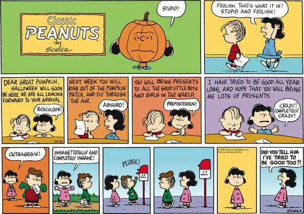 Collectible Print of peanuts
