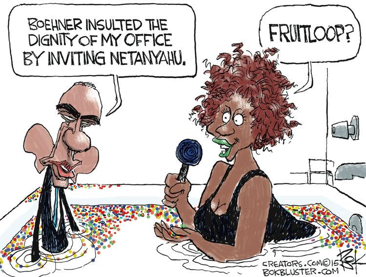Chip Bok Editorial Cartoon
