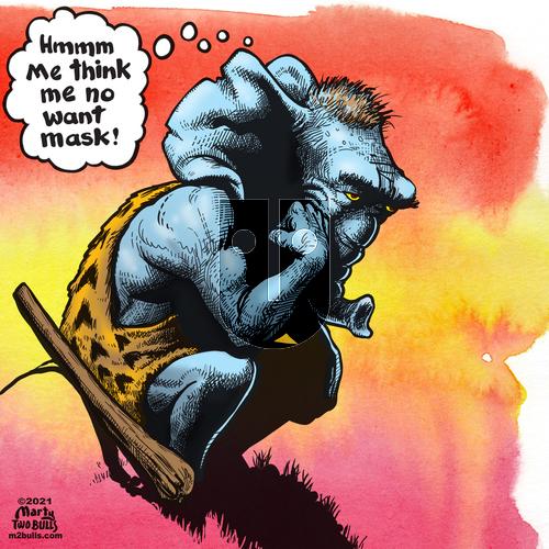 M2Bulls on Thursday March 11, 2021 Comic Strip