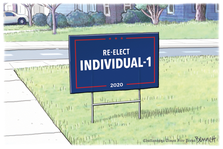 Clay Bennett by Clay Bennett for April 27, 2019
