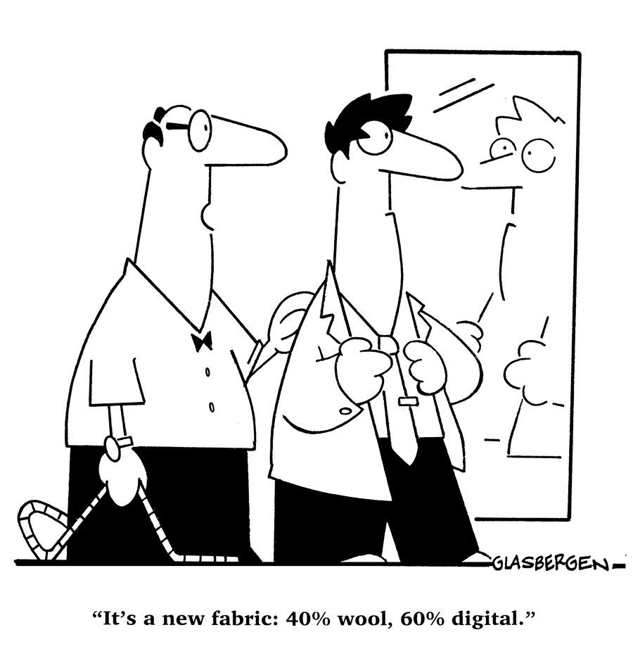 Glasbergen Cartoons by Randy Glasbergen for May 19, 2019