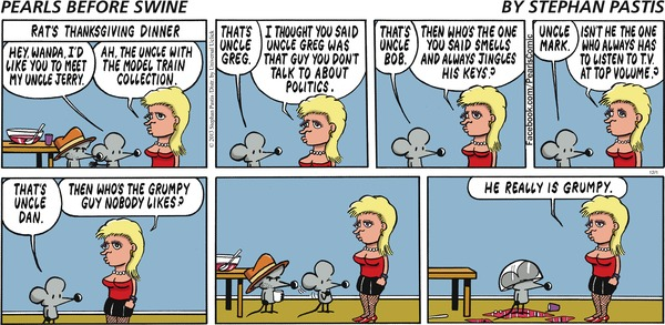 Pearls Before Swine