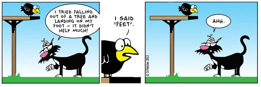 Crumb for Jan 29, 2013 Comic Strip