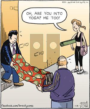 Brevity on Friday January 14, 2011 Comic Strip