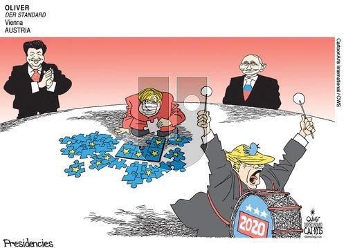 Views of the World - Sunday July 19, 2020 Comic Strip