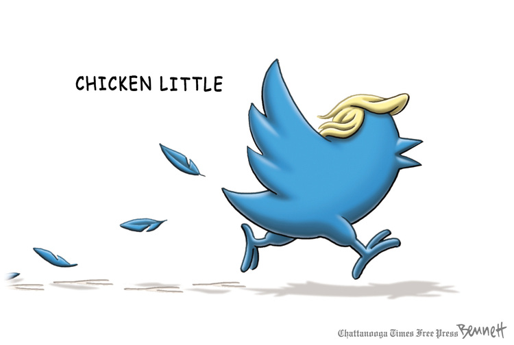 Clay Bennett by Clay Bennett for January 13, 2019