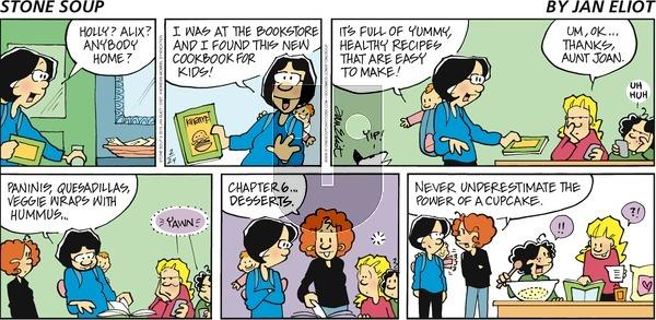 Stone Soup on Sunday February 24, 2019 Comic Strip