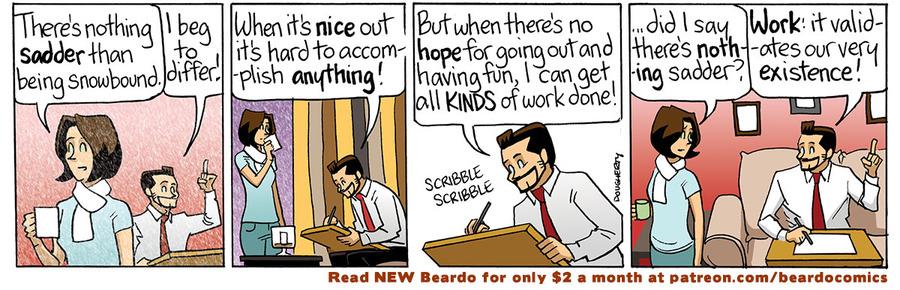Beardo by Dan Dougherty on Mon, 03 May 2021