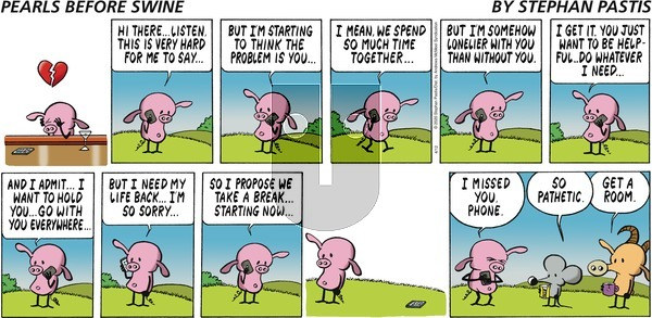 Pearls Before Swine on Sunday April 12, 2020 Comic Strip