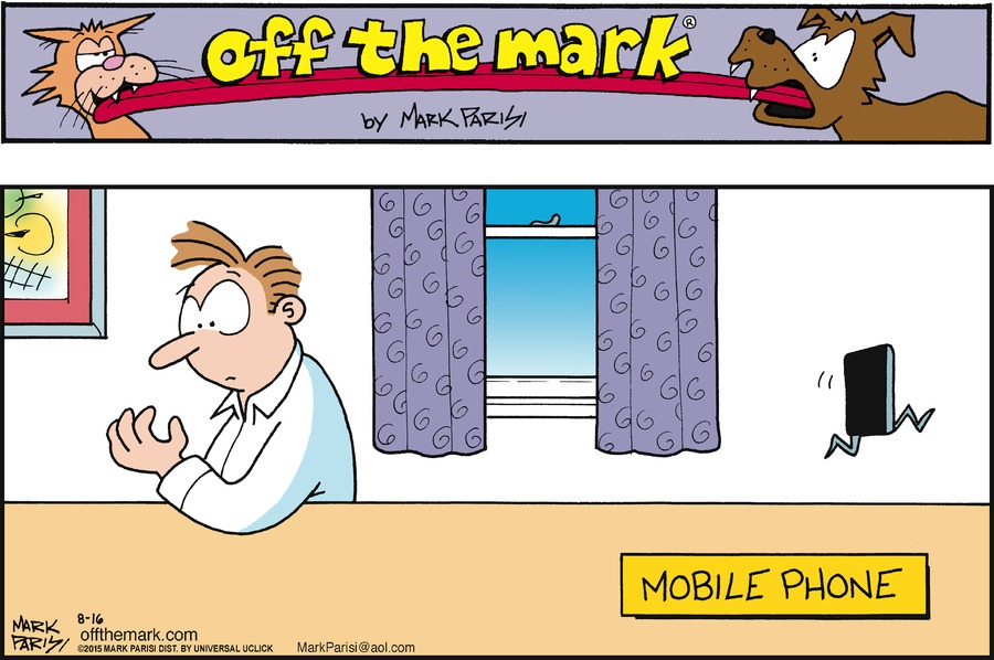 Off the Mark for Aug 16, 2015 Comic Strip