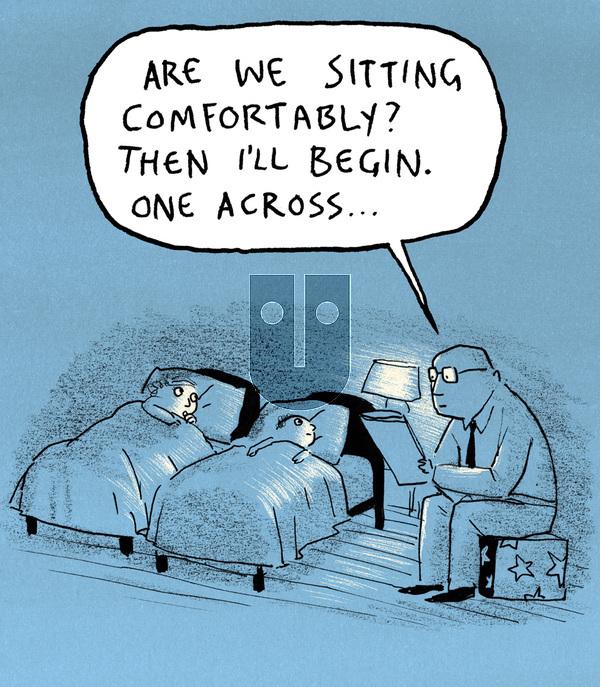 Berger & Wyse on Wednesday November 7, 2018 Comic Strip